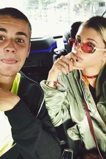 Bieber og Richie eru í ástarbríma.