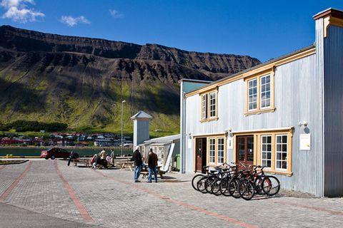 Westfjords Regional Information Center