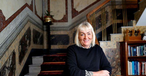 Guðrún Sigurgeirsdóttir.