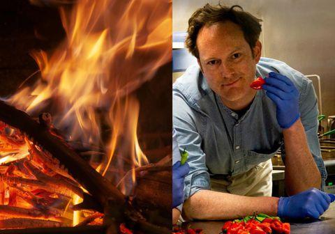 Björn Teitsson er mikill áhugamaður um sterkan mat og chili.