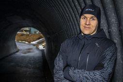 Sigurjón Ernir Sturluson er einn af öflugustu hlaupurum landsins.