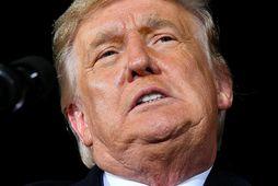 Donald Trump, fyrrum Bandaríkjaforseti.