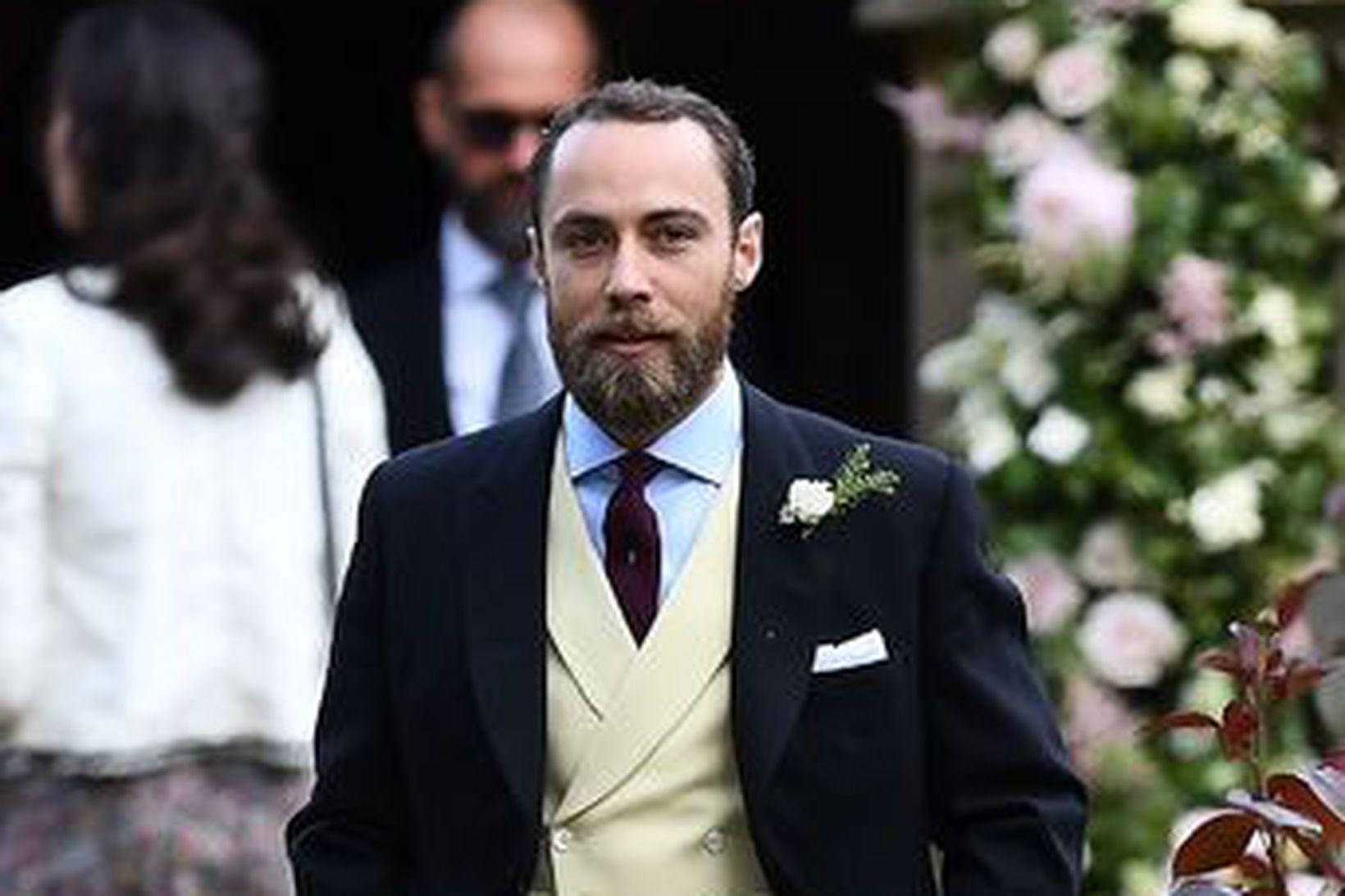 James Middleton hefur ferðast víða en fátt jafnast á við …