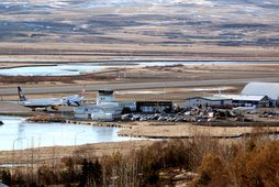 Flugvöllurinn á Akureyri