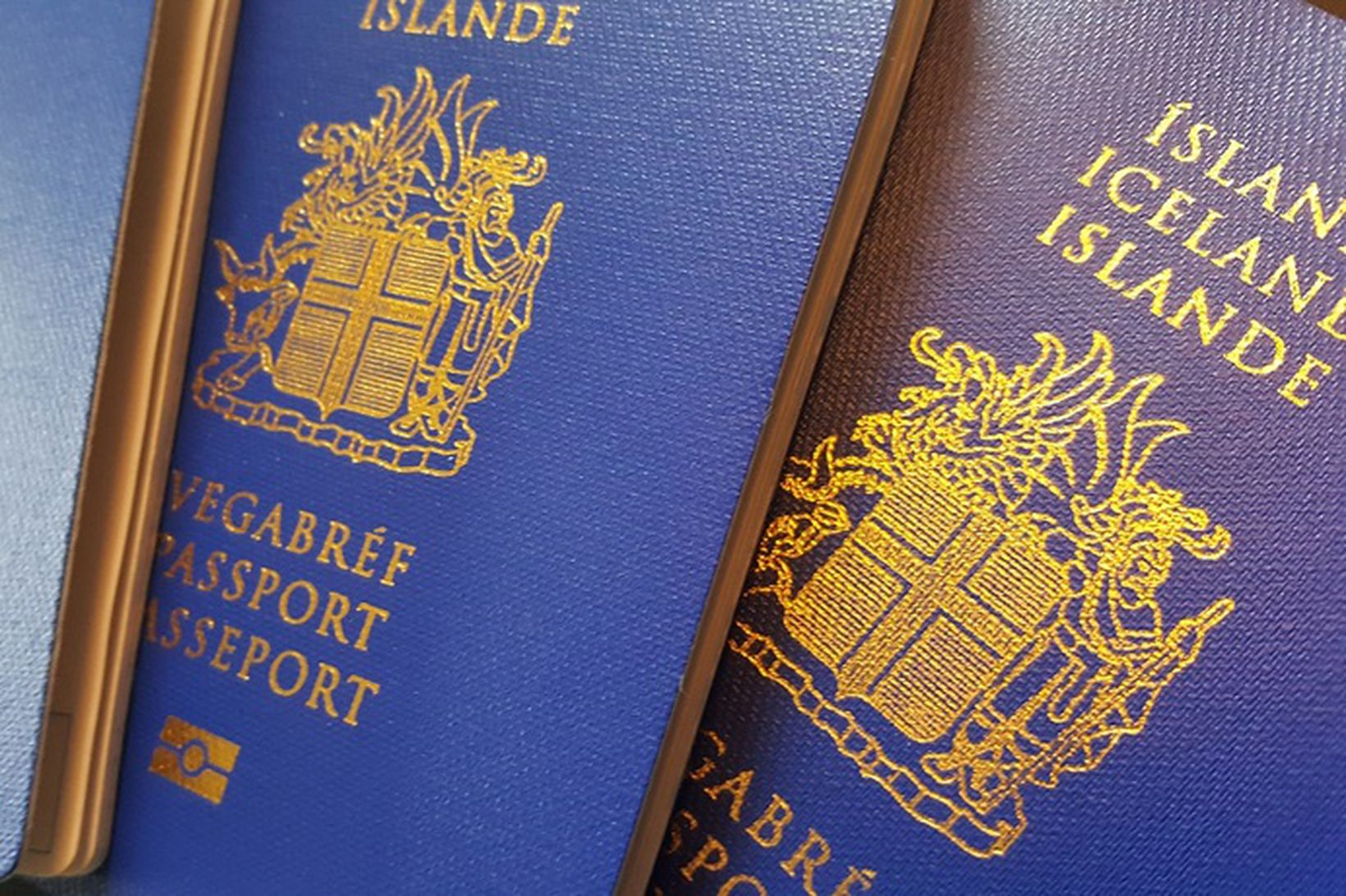Íslenskt vegabréf veitir aðgang inn í 180 lönd án vegabréfsáritunar.
