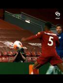 Stórleikur Chelsea og Liverpool, upprifjun (myndskeið)