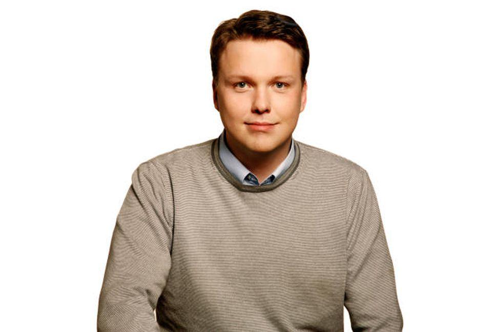 Birkir Jón Jónsson.
