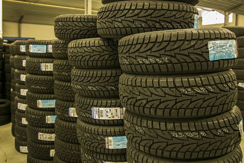 As tires wear, they create microplastics.