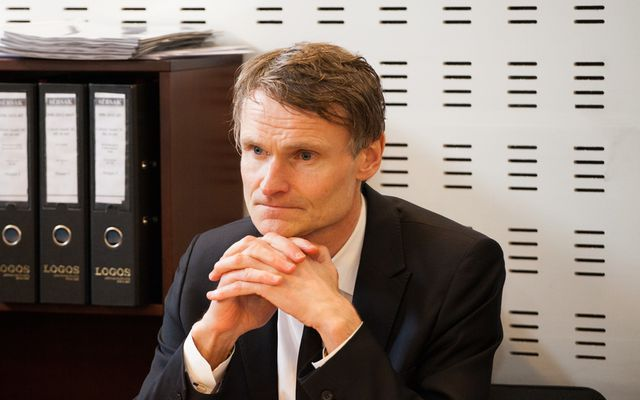 Birkir Kristinsson.