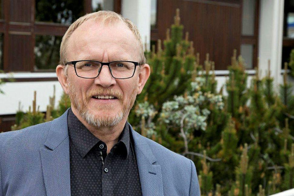 Guðbrandur Einarsson er tekjuhæstur sveitarstjórnarmanna, þetta árið í það minnsta.