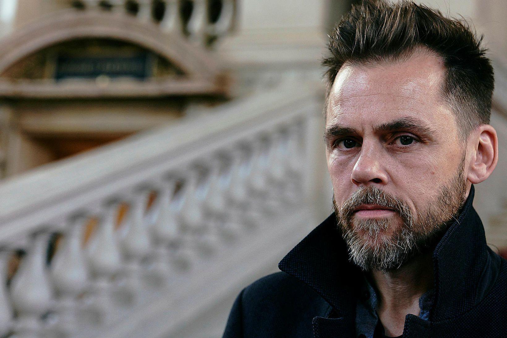 Mikael Torfason er gestur Sölva Tryggvasonar.