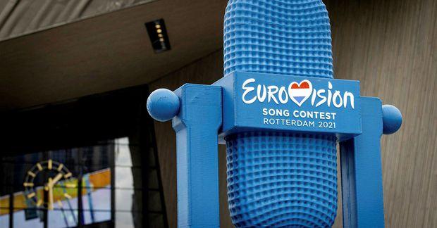 Eurovision fer fram í Rotterdam í Hollandi í ár.