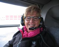 Shelagh Donovan was killed in a terrible accident at Jökulsárlón glacial lagoon when an amphibious vehicle reversed into her, killing her instantly.