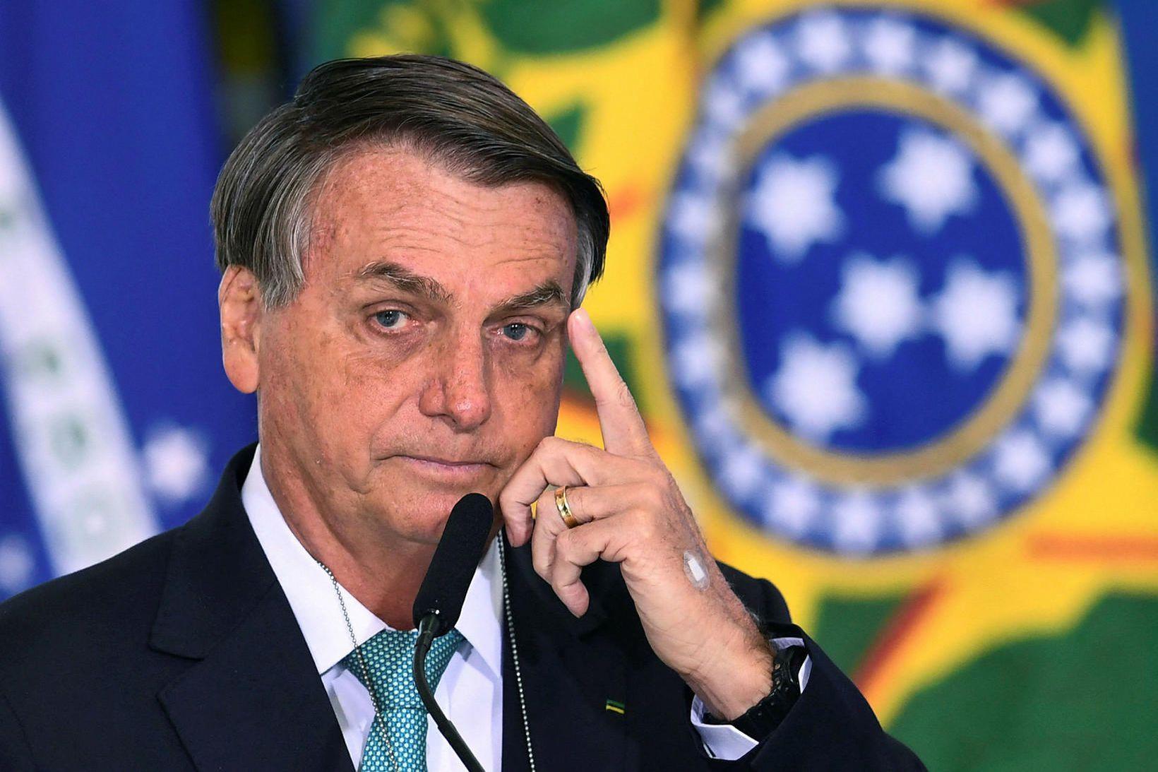 Yfirlýsingar Jair Bolsonaro svipa mikið til yfirlýsinga Trump fyrir forsetakosningarnar …