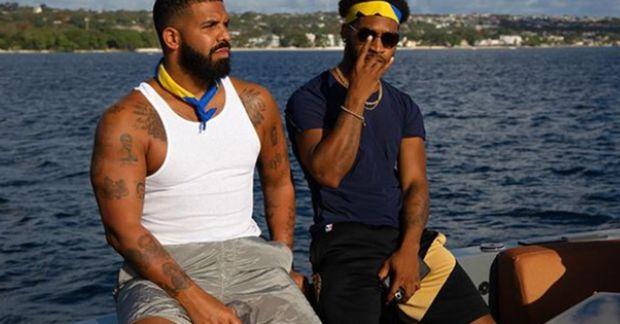 Drake bauð vinahópi til Barbados og hlaut mikla gagnrýni fyrir.