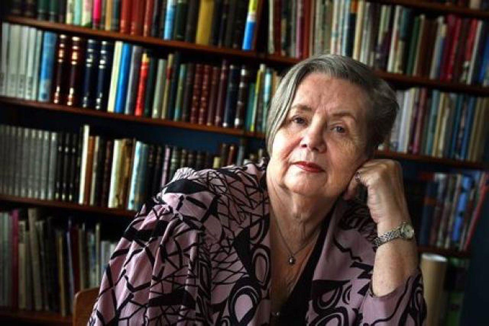 Vilborg Dagbjartsdóttir.