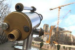 Engin jólamessa í Notre Dame