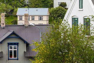 Þingholtin eru í 101.