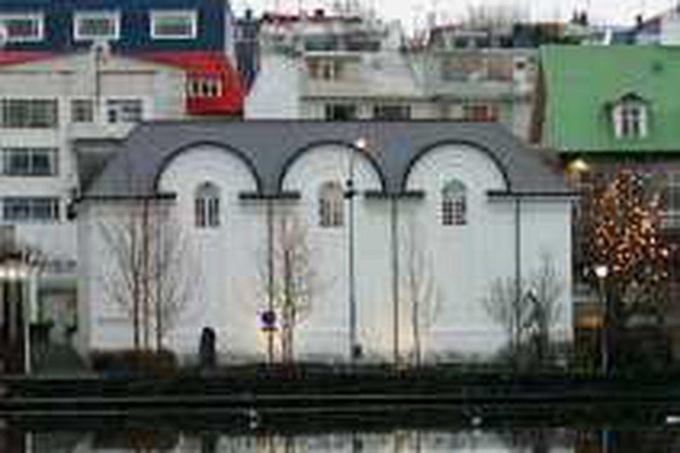 Listasafn Íslands.