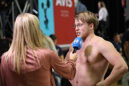 Ingimar Jónsson sigraði i opnum flokki karla í crossfit-keppni Reykjavíkurleikanna.