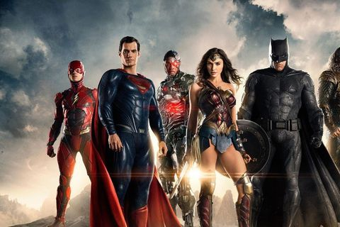 Hollywood film Justice League was partially filmed in Iceland.