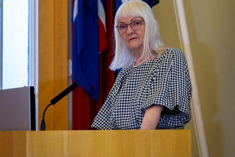 Dr. Björk Guðjónsdóttir.