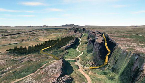 Breytingar fram undan á Þingvallasvæðinu