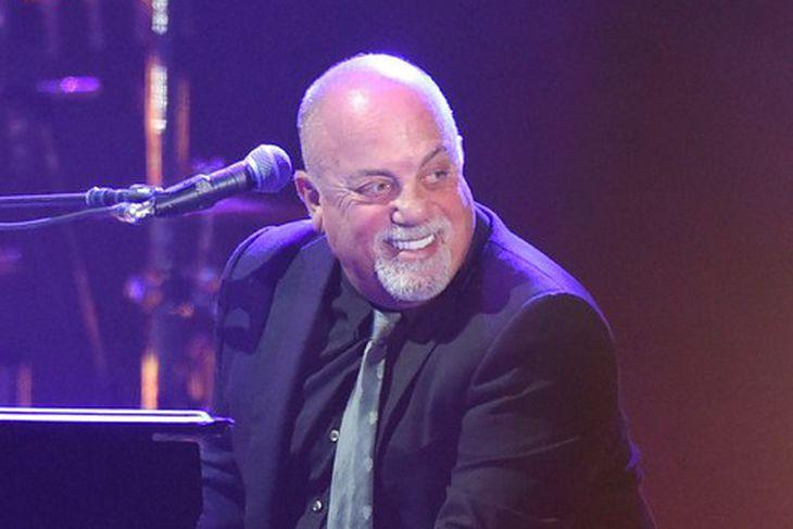 Billy Joel lætur ekki aldurinn á sig fá.
