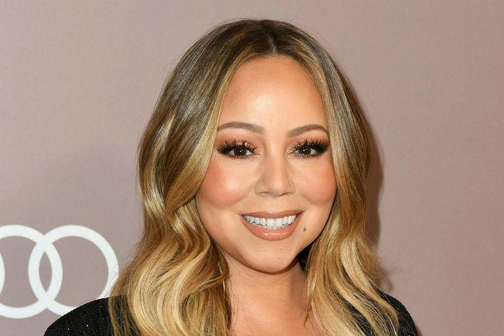 Mariah Carey deilir með fylgjendum sínum upptöku af því þegar ...