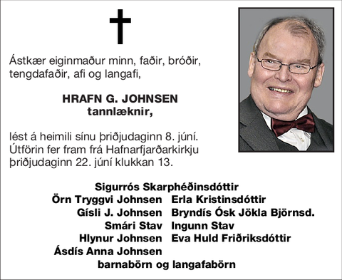 Hrafn G. Johnsen