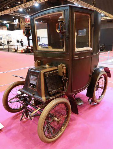 Voiturette Renault, Type C frá 1900