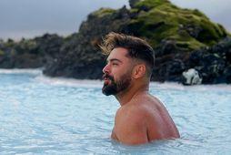 Zac Efron ferðaðist til Íslands.