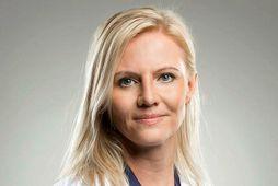 Jenna Huld Eysteinsdóttir húðlæknir segir að þau geri mikið af því að leiðrétta mistök sem ...