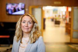 Eybjörg Helga Hauksdóttir, framkvæmdastjóri Samtaka fyrirtækja í velferðarþjónustu.