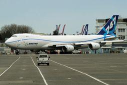Flugvélaframleiðandinn Boeing er í vandræðum.
