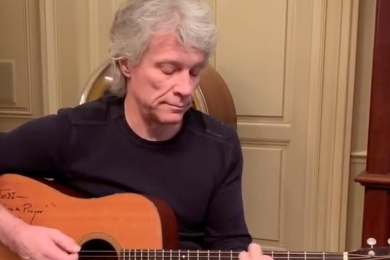 Getur þú samið næsta erindi fyrir Bon Jovi?