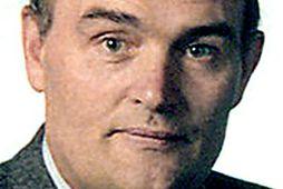 Hallgrímur Sveinsson.