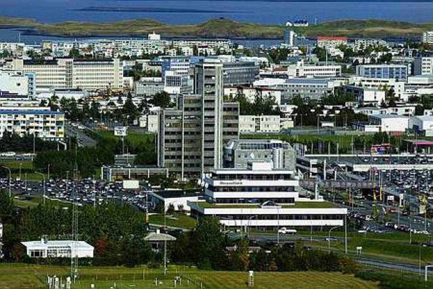 Lífeyrissjóður verzlunarmanna er í Húsi verslunarinnar.