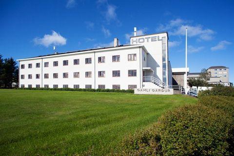 Hótel Garður