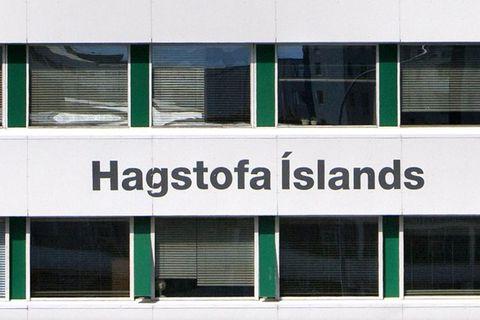 Hagstofa Íslands.