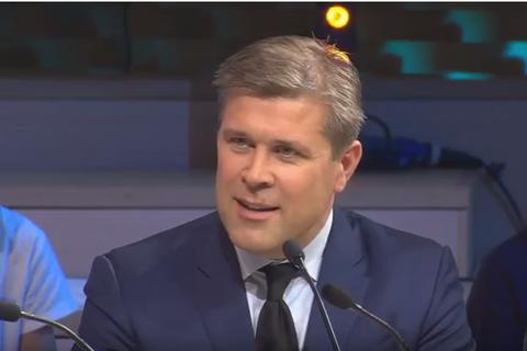 Prime Minister Bjarni Benediktsson.