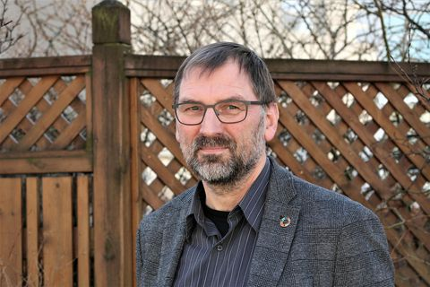 Professor Sveinbjörn Gizurarson.