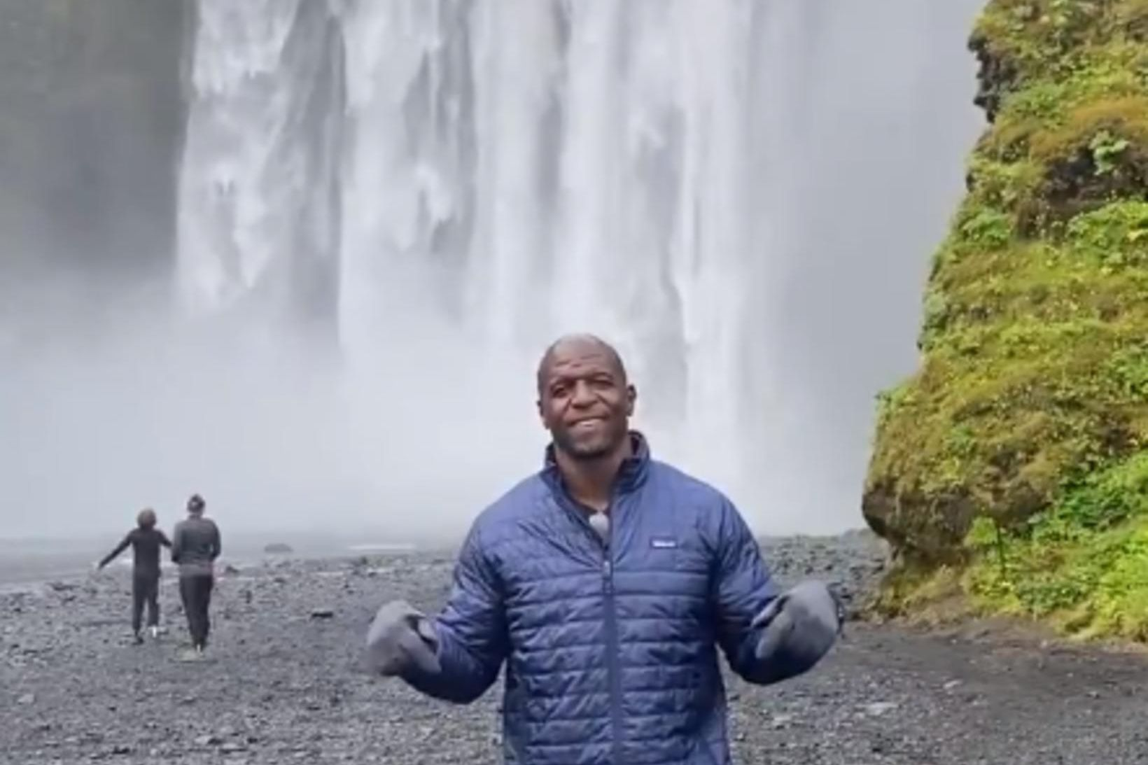 Terry Crews kom til Íslands í sumar.