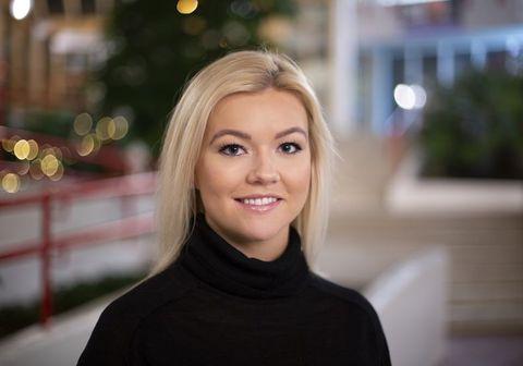 Jóna Þórey Pétursdóttir, formaður Stúdentaráðs Háskóla Íslands.