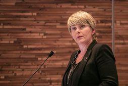 Ragnheiður Elín Árnadóttir er stjórnarmaður í Amerísk-íslenska viðskiptaráðinu og áhugakona um bandarísk stjórnmál.