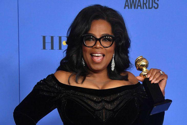 Oprah Winfrey áttaði sig snemma á því hver köllun hennar ...