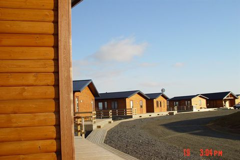 Fishing lodge at Eystri Ranga