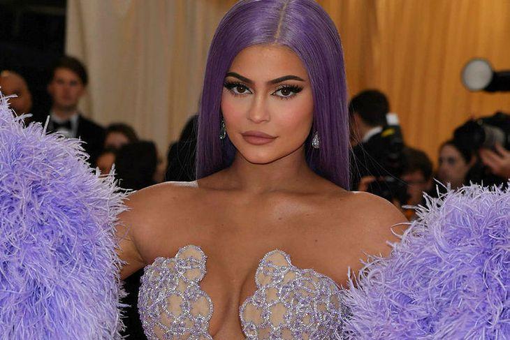 Kylie kynnti nýjustu snyrtivörulínu sína á Instagram í síðustu viku.