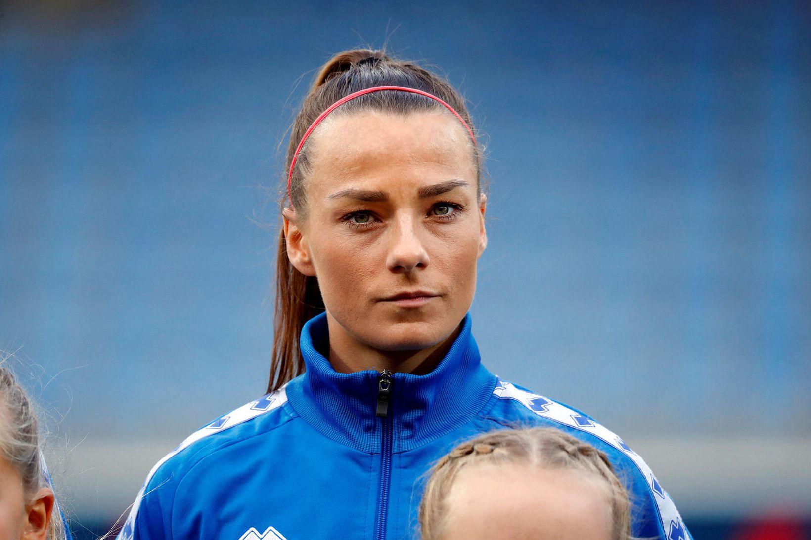 Hallbera Guðný Gísladóttir