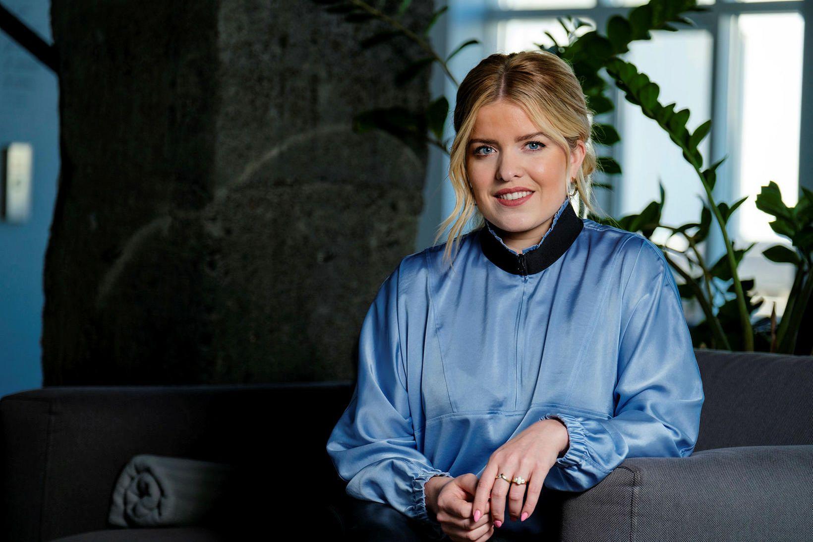 Áslaug Arna Sigurbjörnsdóttir dómsmálaráðherra vill leiða lista Sjálfstæðisflokksins til sigurs.